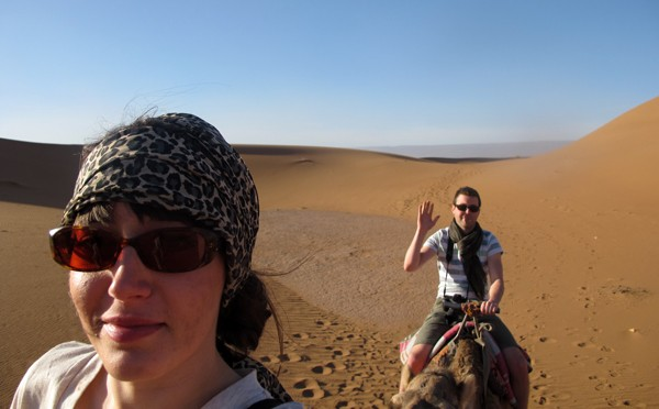 Journey to the Moroccan Sahara