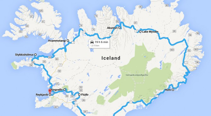 11 day Iceland itinerary: Part two