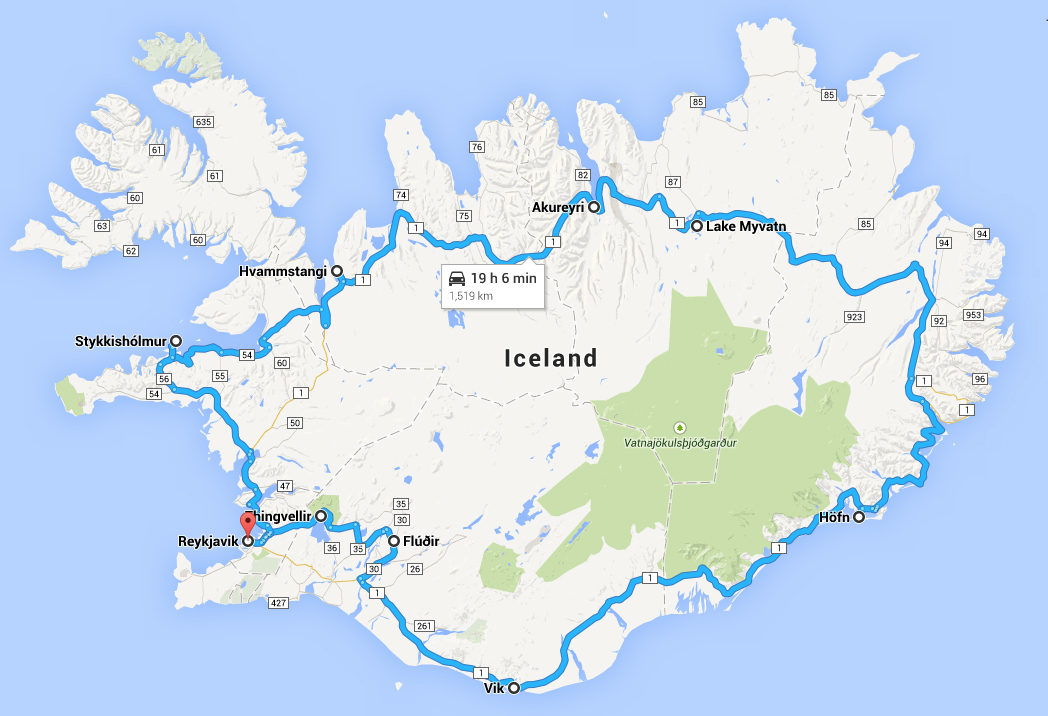 Iceland-ring-road-itinerary