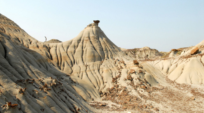 A weekend in Dinosaur Provincial Park