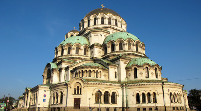 Sofia: Bulgaria's bewitching capital