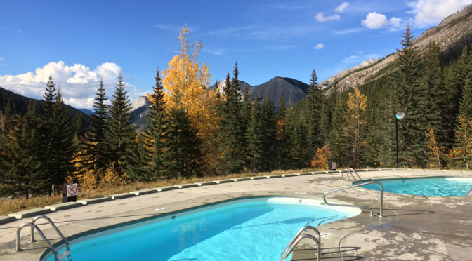 Exploring Jasper: Mountain heights and hot springs