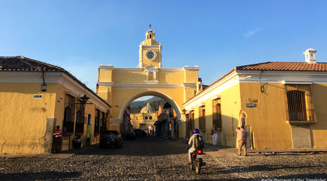 Antigua: Guatemala's charming crown jewel